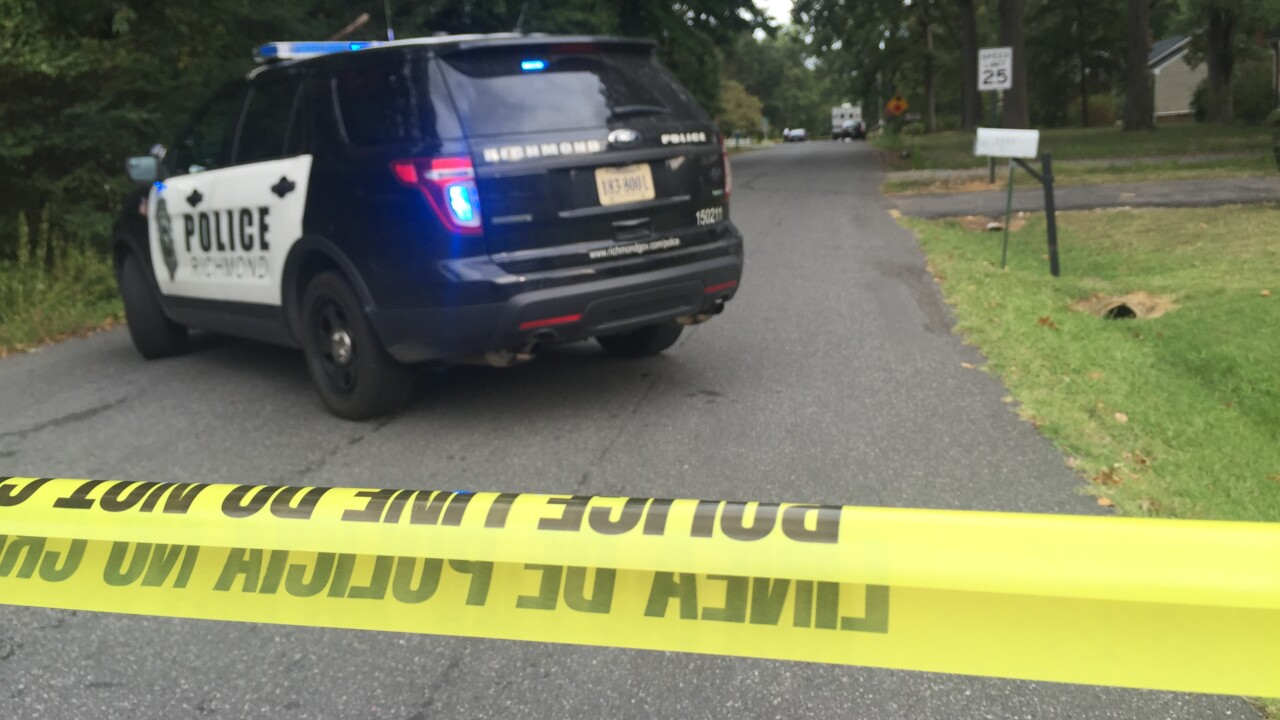 Richmond Police respond to traffic call, find double homicidescene