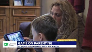 Consumer Reports: Parenting with video games
