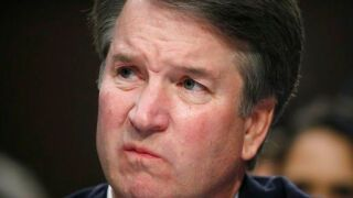 The Latest: Kavanaugh accuser speaks to newspaper on record