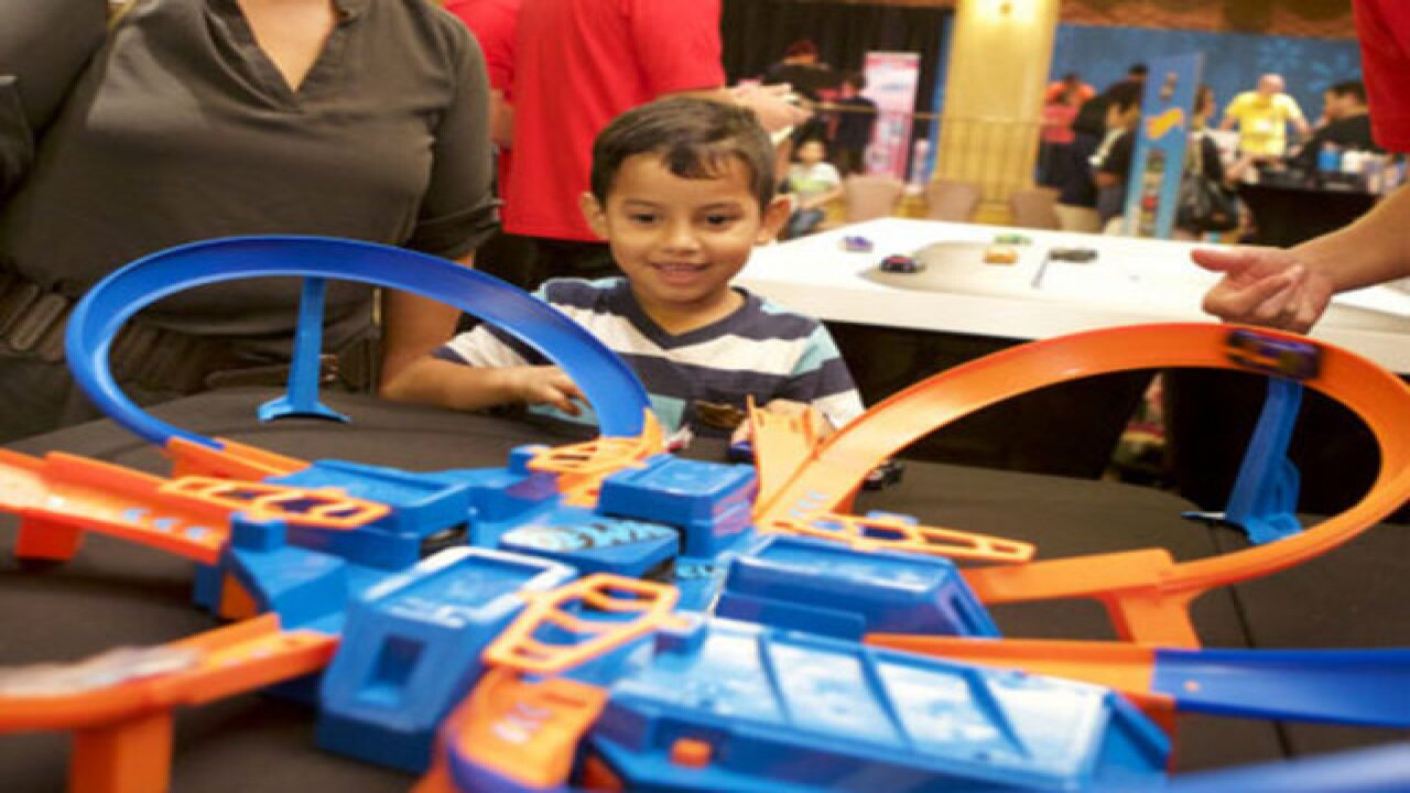 Walmart names Top Toys for 2016 chosen by kids