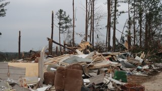 Photos: Aftermath of the deadly Lee County, Alabama tornado