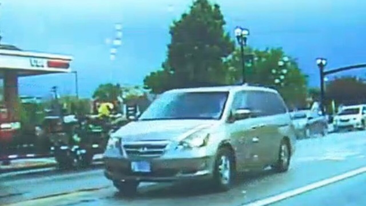 Ohio mom led police on wild chase with kid