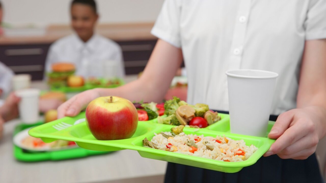 School lunch could lose some of its nutrition if new USDA rules pass