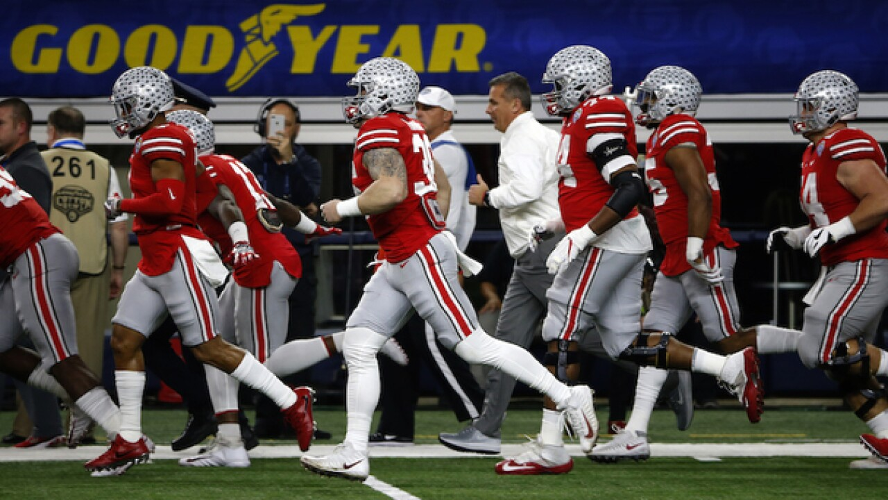 Ohio State favored in East, Wisconsin gives West hope