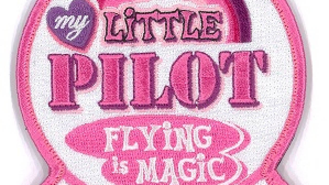 Air Force class incorporates 'My Little Pony' into pilot training patch