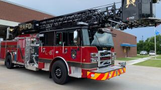 New Broken Arrow fire trucks