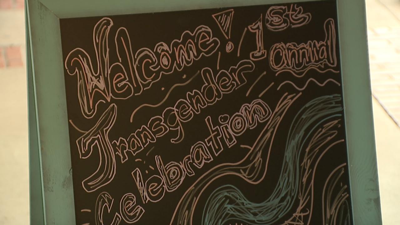 Transgender celebration