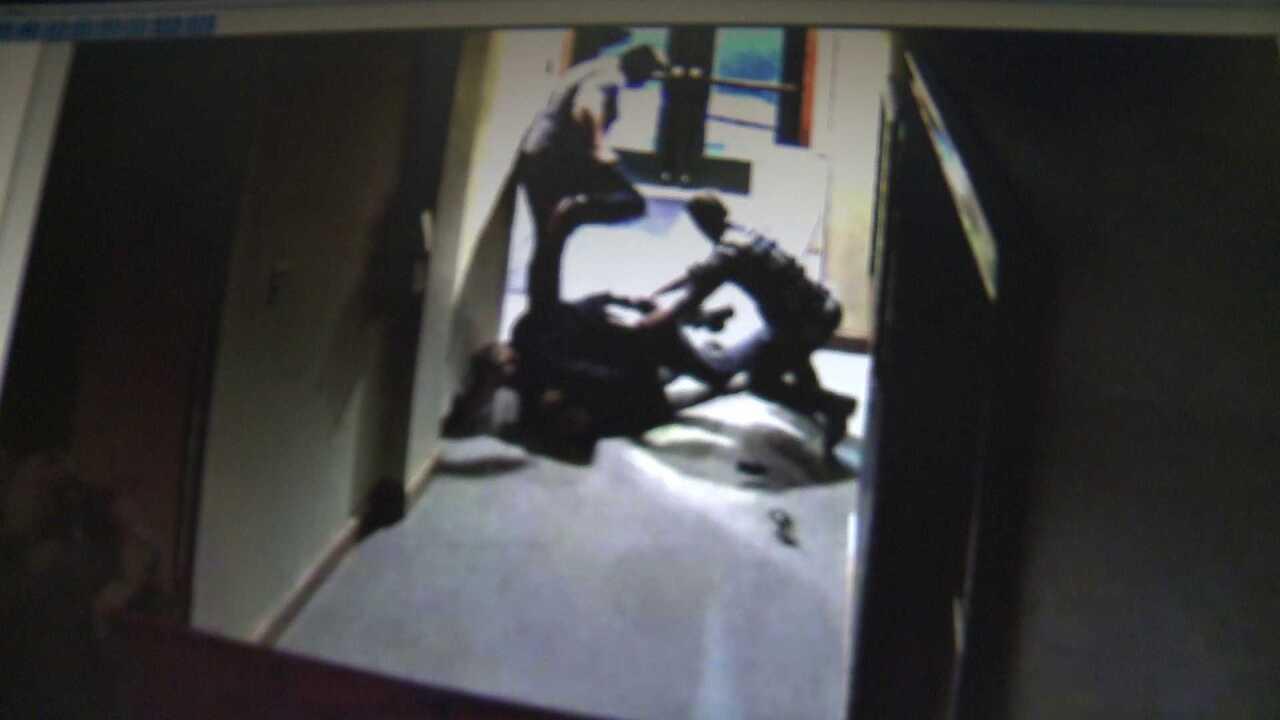 Video captures Christian boarding school life coaches, program director assaultingboy