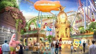 Nickelodeon Theme Park NJ