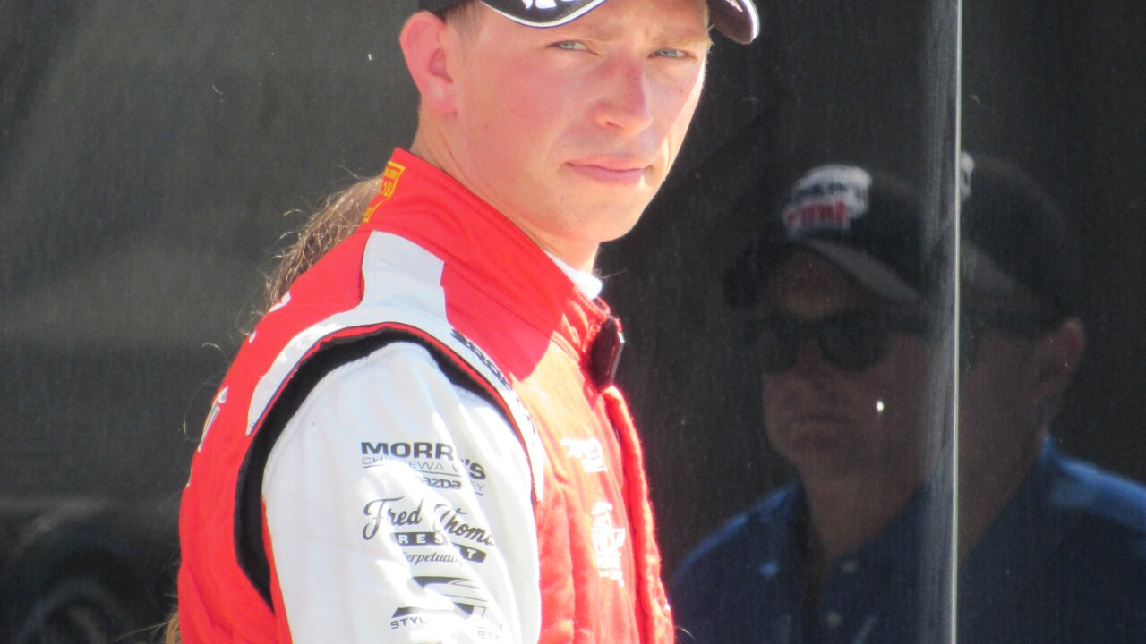 Wisconsin native hoping for call up to IndyCar Series