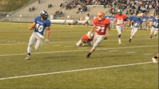 Dylan Parks, Landers Smith lead team Blue to 32-7 win in Bob Cleverley 8-Man game