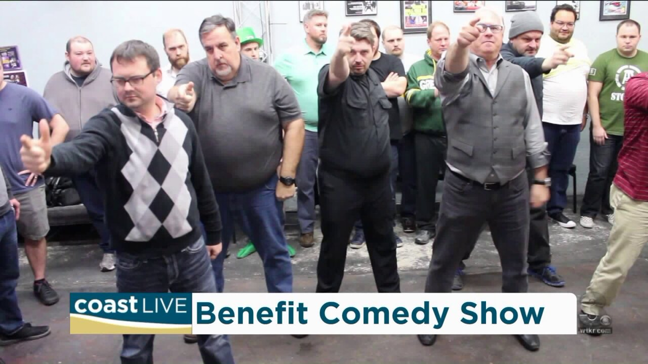 Push Comedy gets serious with comedy to help the local YWCA on Coast Live