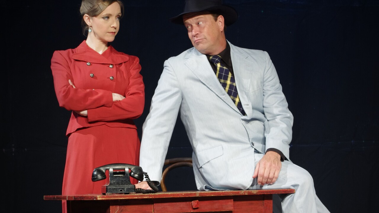 """""""Guys and Dolls"""" comedy at Birmingham Village Players"""