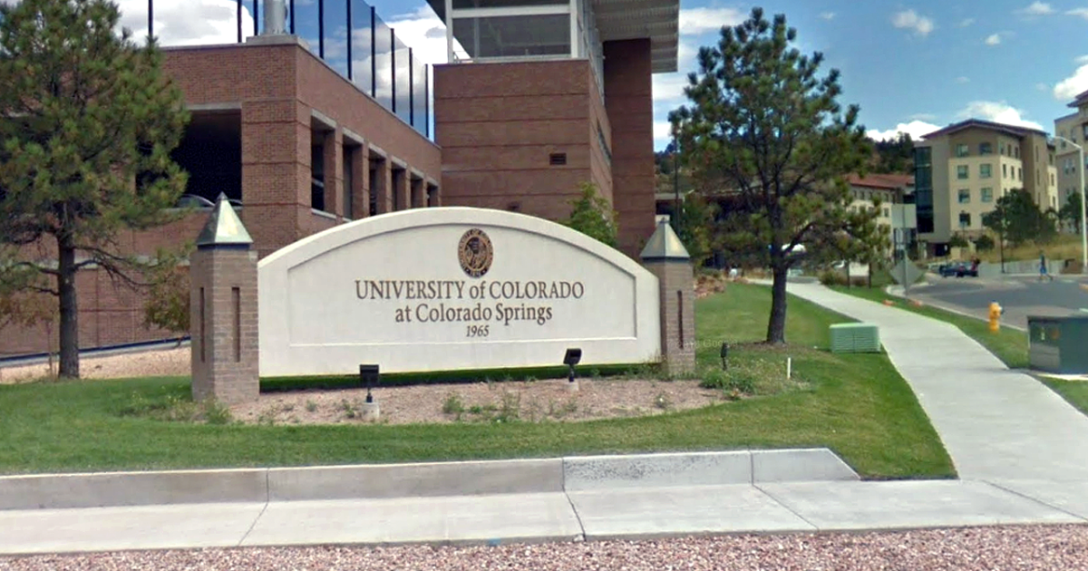 CU Colo. Springs students secretly photographed for research