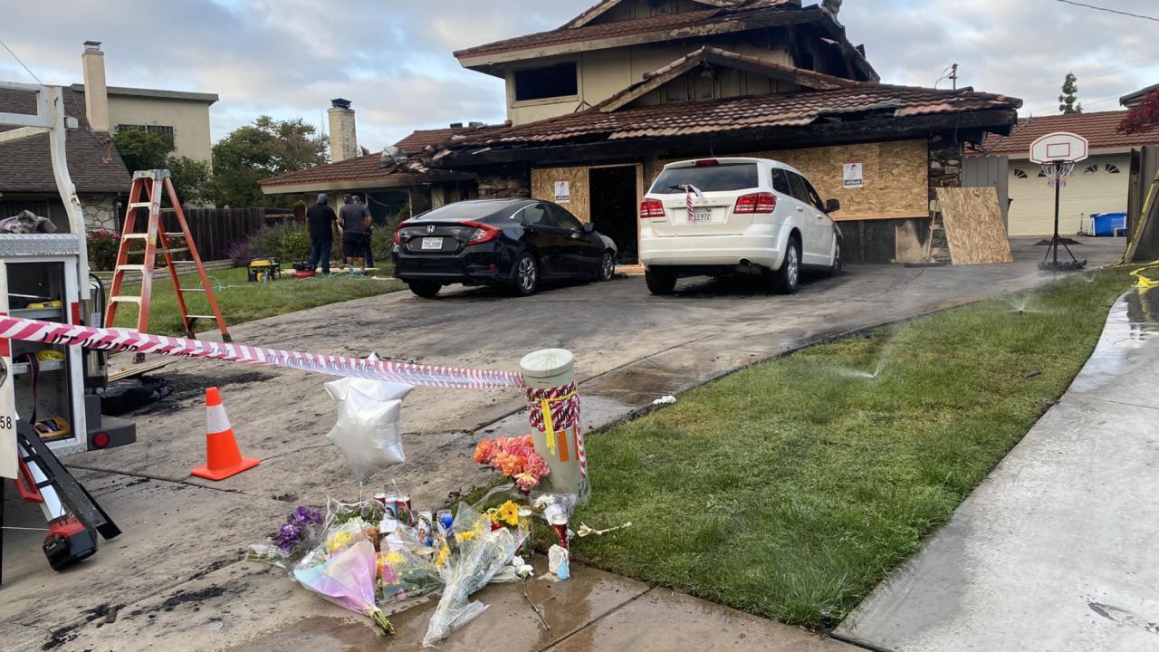 2 children killed in Chula Vista house fire