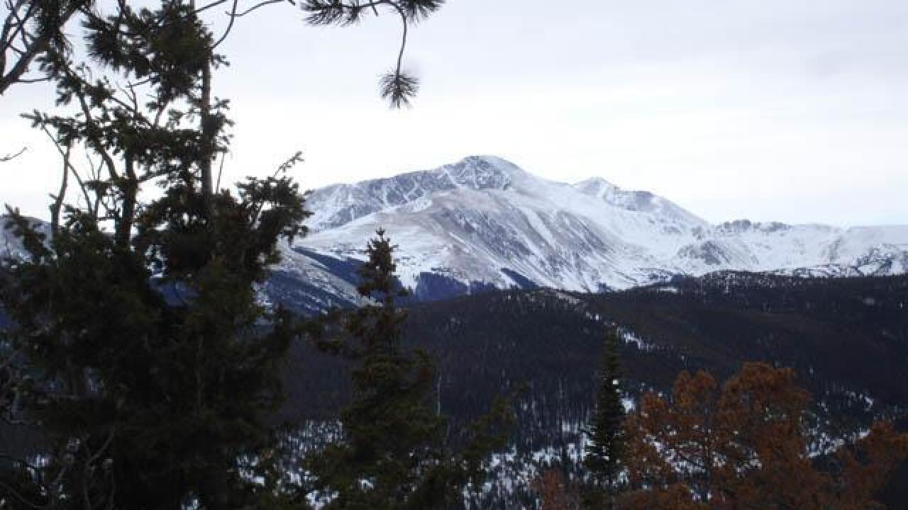 Boot with human remains found at ski resort