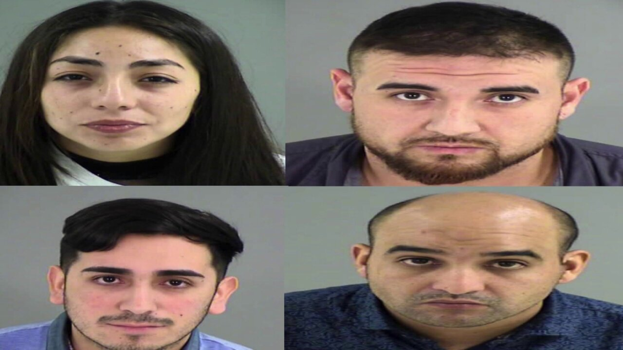 Florida thieves arrested in Short Pump are Felony Lane Gang members, Crime Insider says