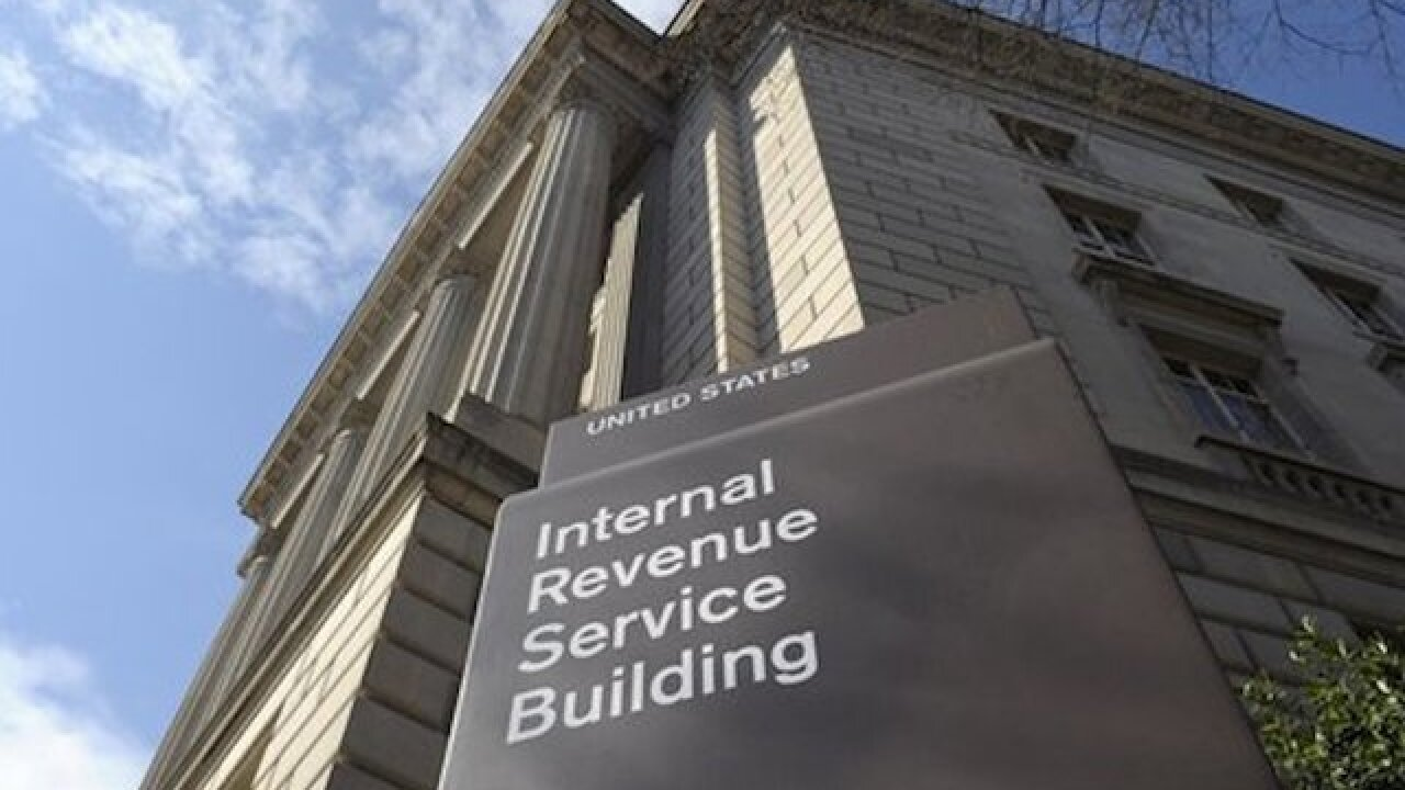 IRS drops nonprofit data collection proposal