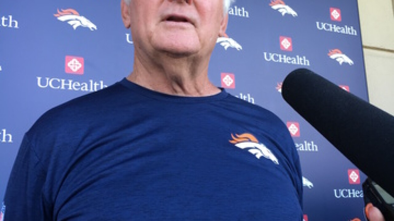 Column: Don't blitz Broncos' Phillips with criticism