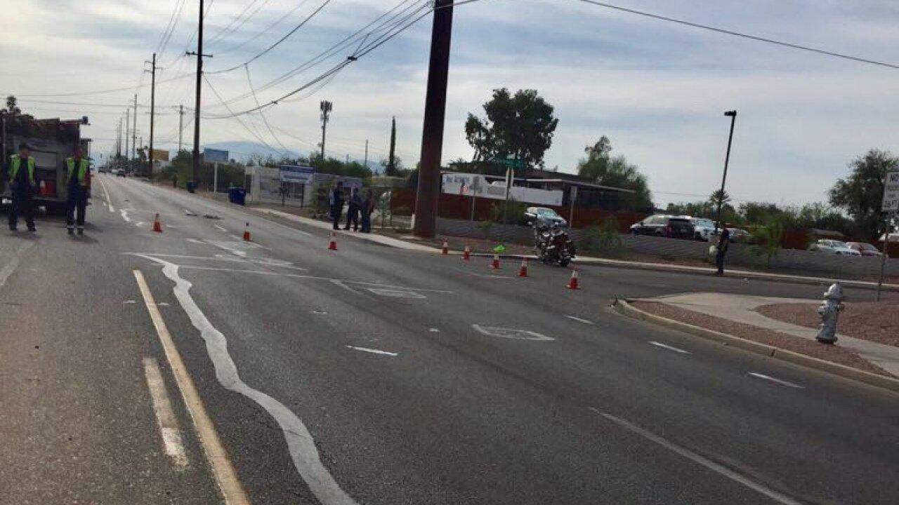 Fort Lowell bike death 2
