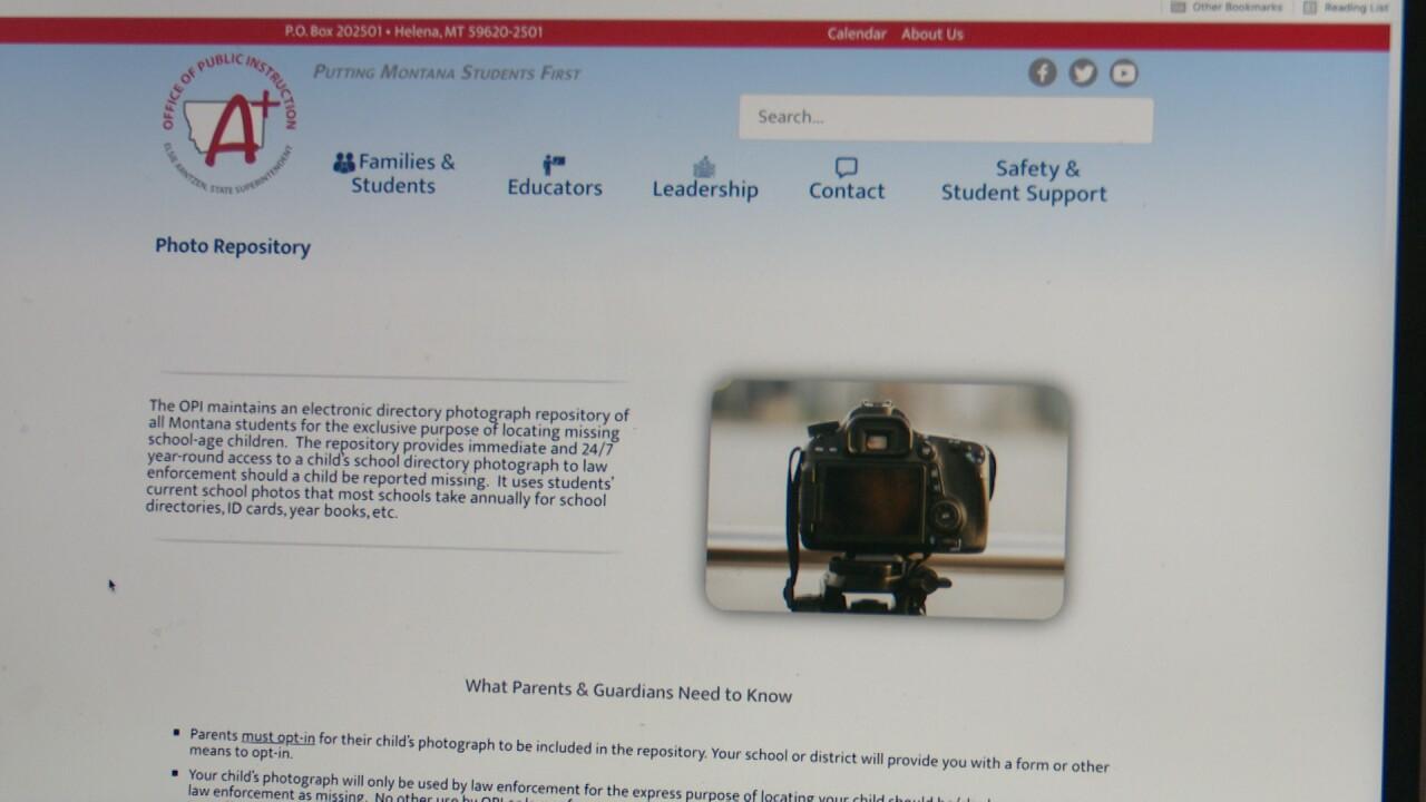 School Photo Repository
