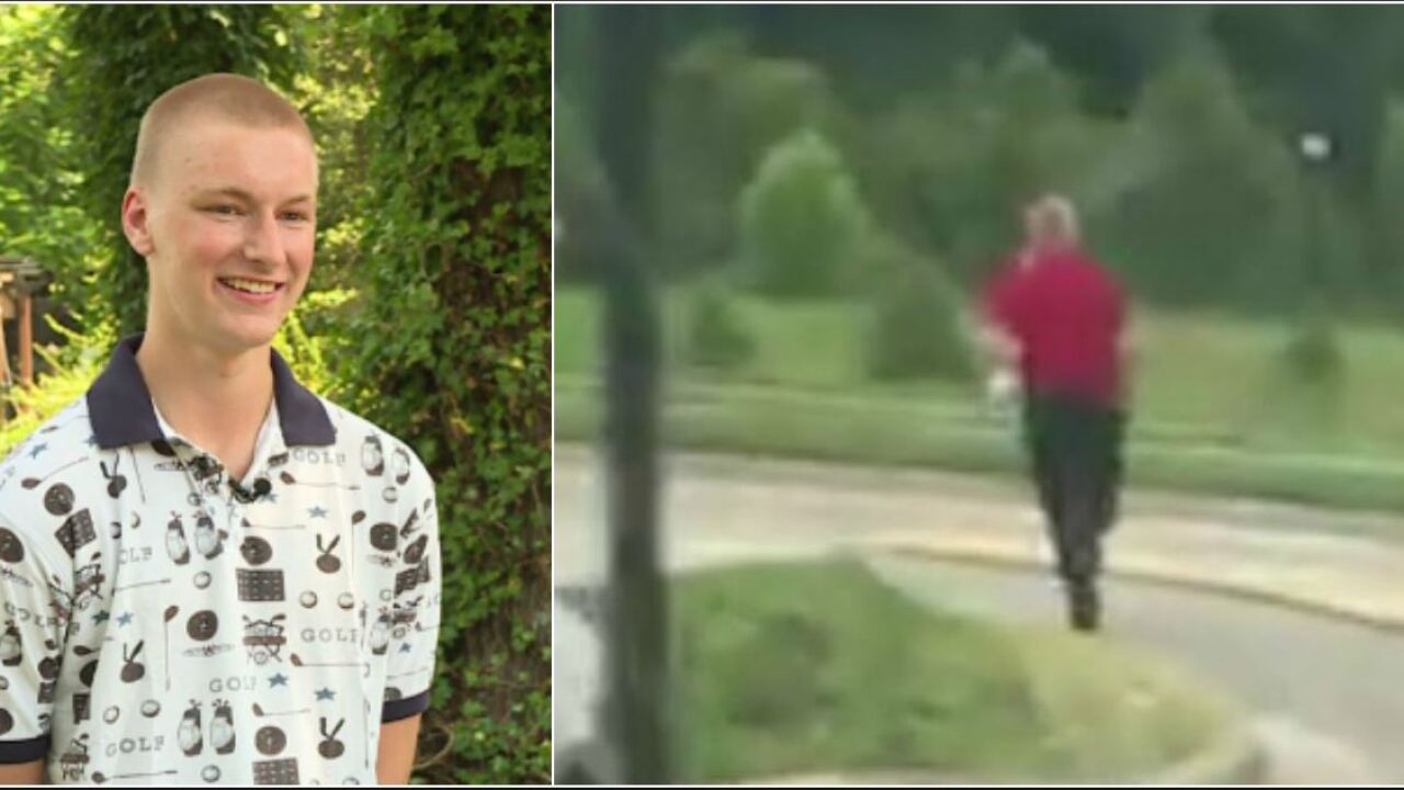 It was his pleasure: Chick-fil-A worker laughs after viral chickenrun