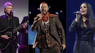 Biden Inauguration-Entertainment