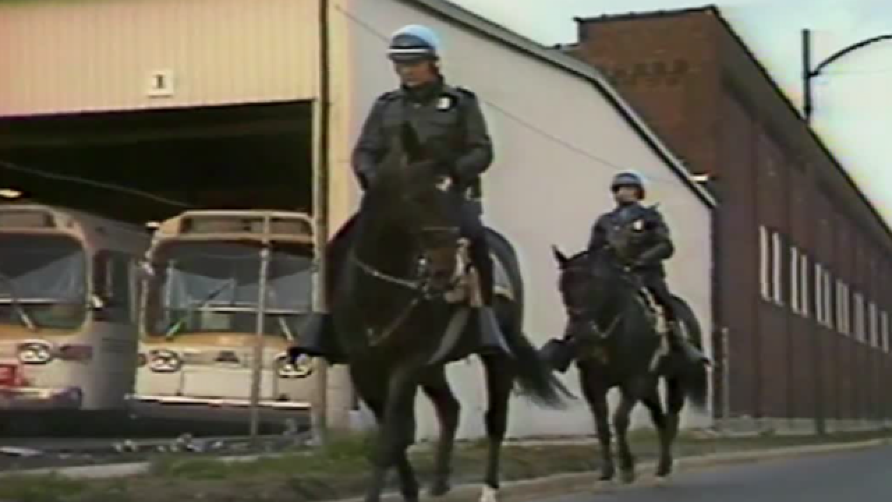 IMPD Mounted Patrol searching for permanent home
