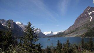 Falling rocks kill teen and injure 4 others at Glacier National Park