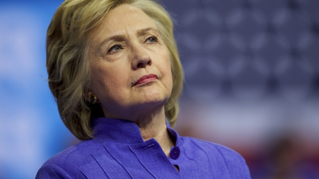 Clinton to rejoin campaign trail Thursday, spokesman says