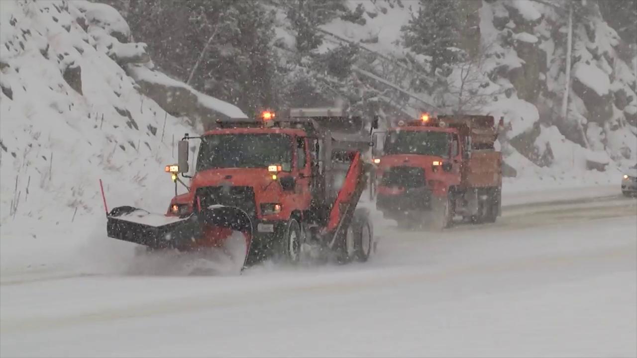 Montana Snowplow