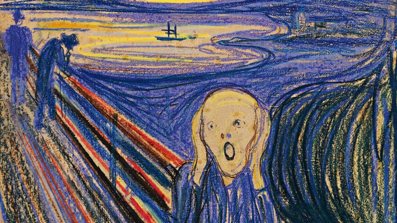 'The Scream' sold for nearly $120 million