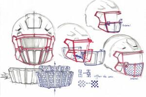 NFL_Oakley sketches 1