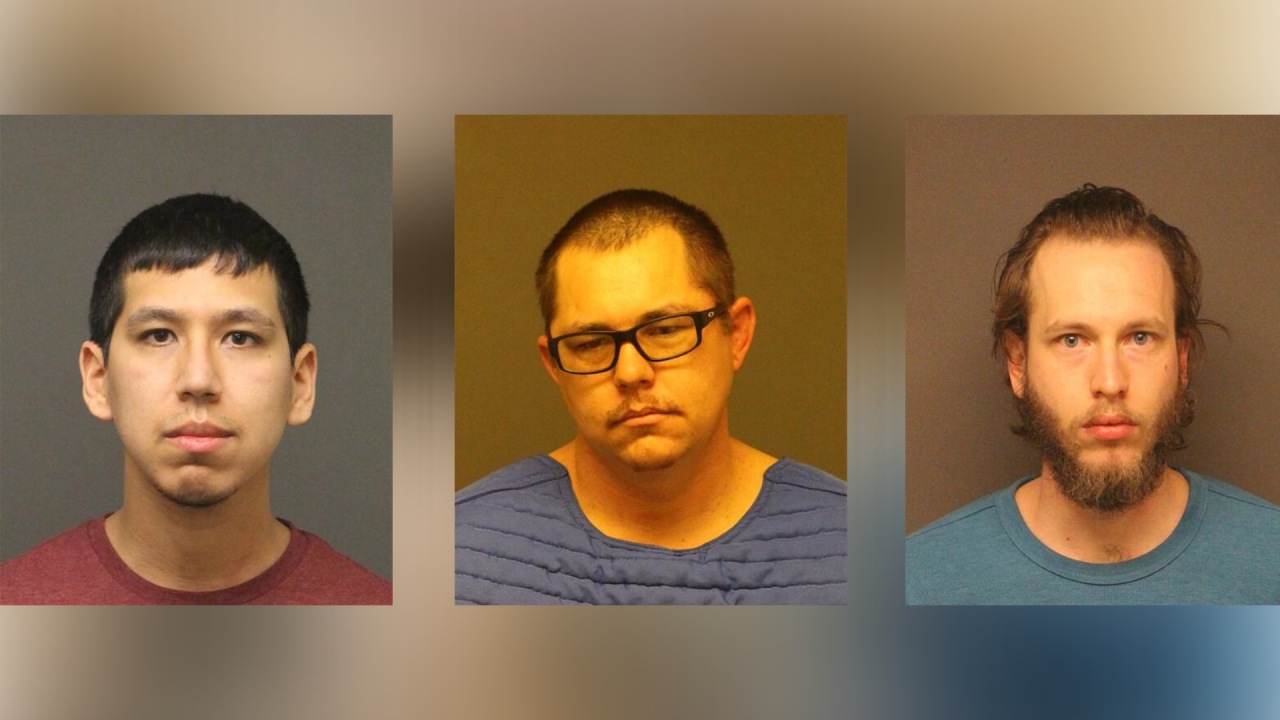 3 Arizona men arrested for attempting to lure minors