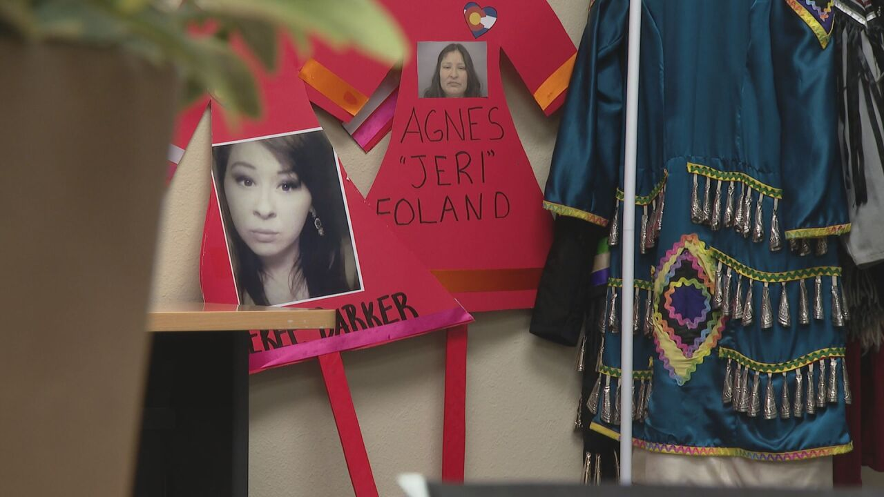 """""""This is a crisis:"""" Colorado Springs Indigenous women shining light on cold cases close to their hearts"""