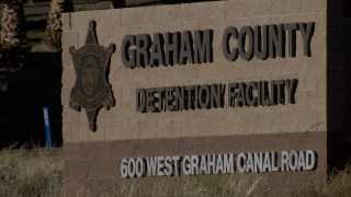 Graham County Detention Facility Jail