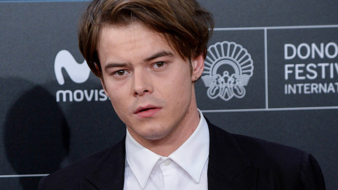 'Stranger Things' actor caught with cocaine at Los Angeles airport