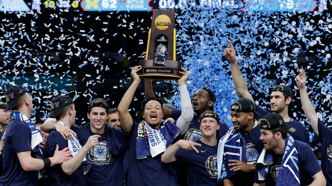 NCAA 'definitively planning' to play March Madness before spectators