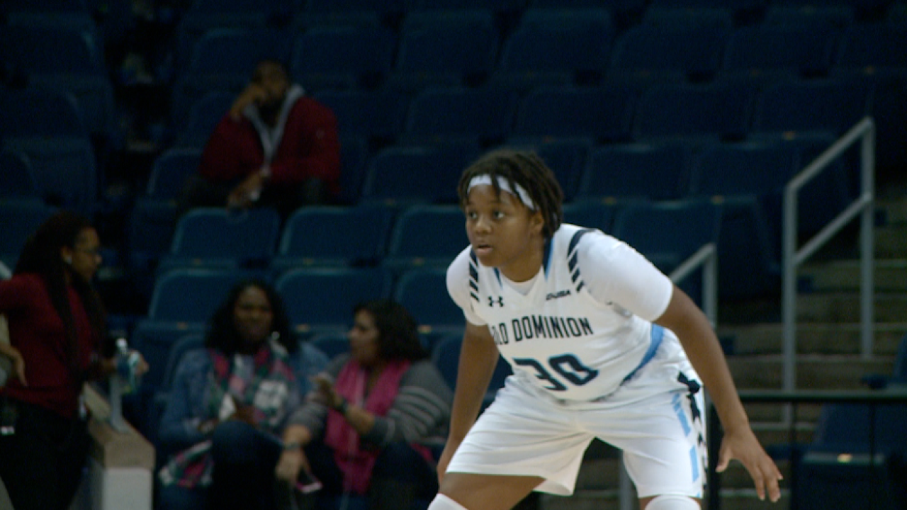 Lady Monarchs complete a Texas sweep with a 62-47 win over North Texas