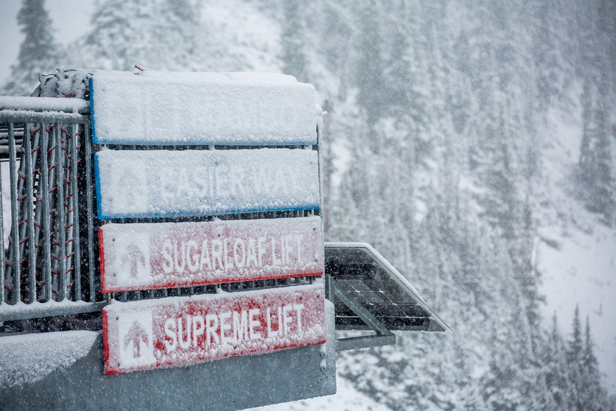 Photos: Utah ski resorts get their first dusting of snow; hope for another banner year
