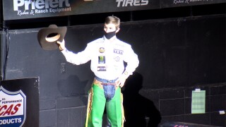Jess Lockwood Billings PBR