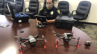 Drone arrest