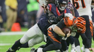 Bengals vs. Texans: Will there be more sacks than points?