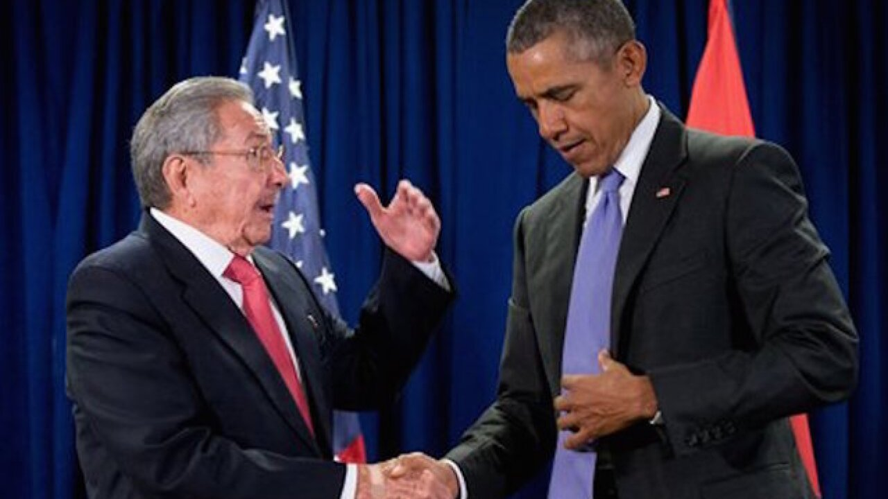 Obama prepares for historic trip to Cuba