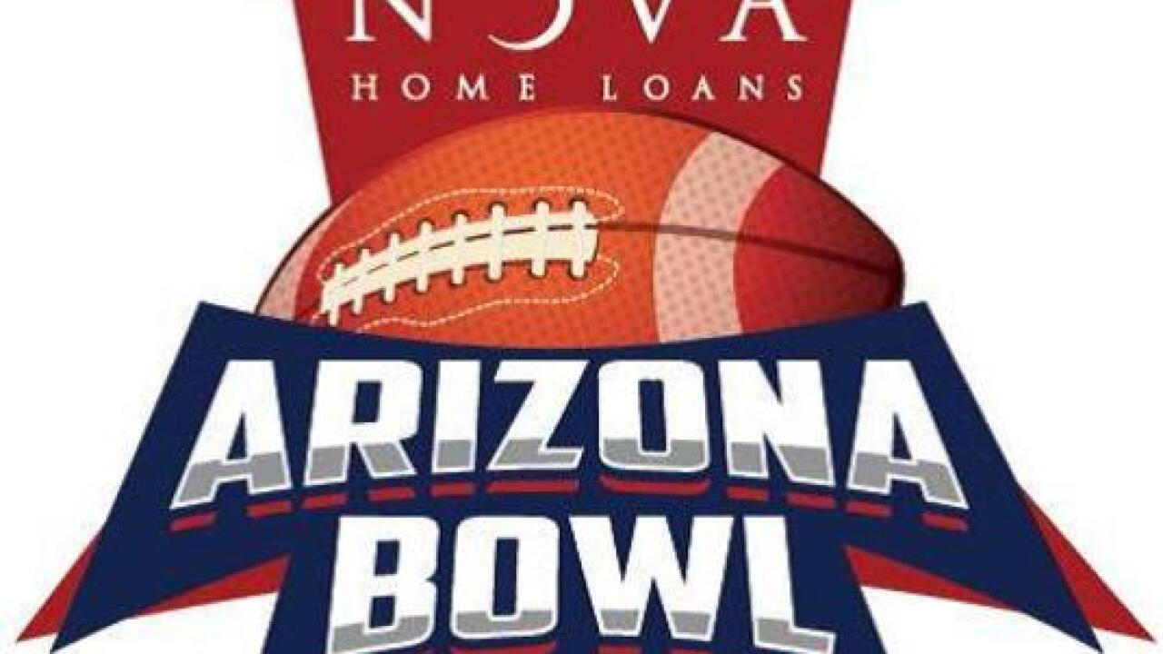 Nova Home Loans Arizona Bowl block party