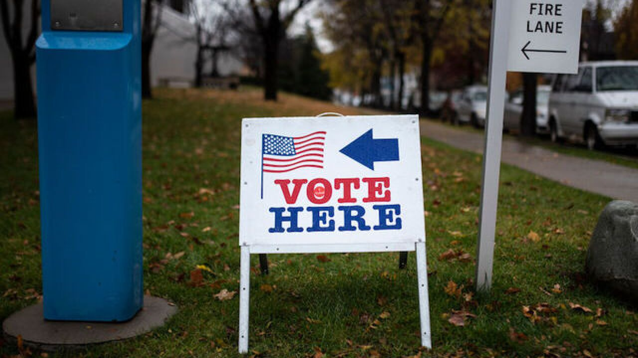 Midterms: 33 million have voted so far