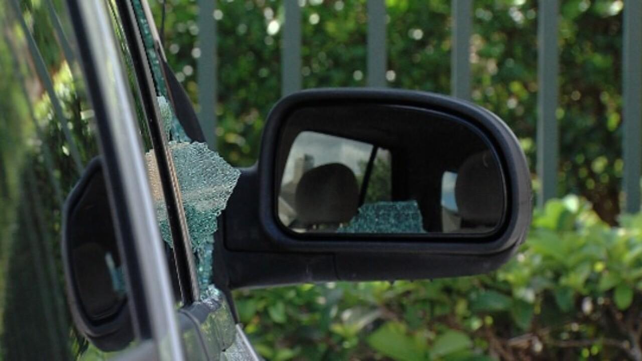 Auto burglaries driving up repair work, according to local window replacement companies
