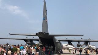 PHOTOS: Cleveland National Air Show