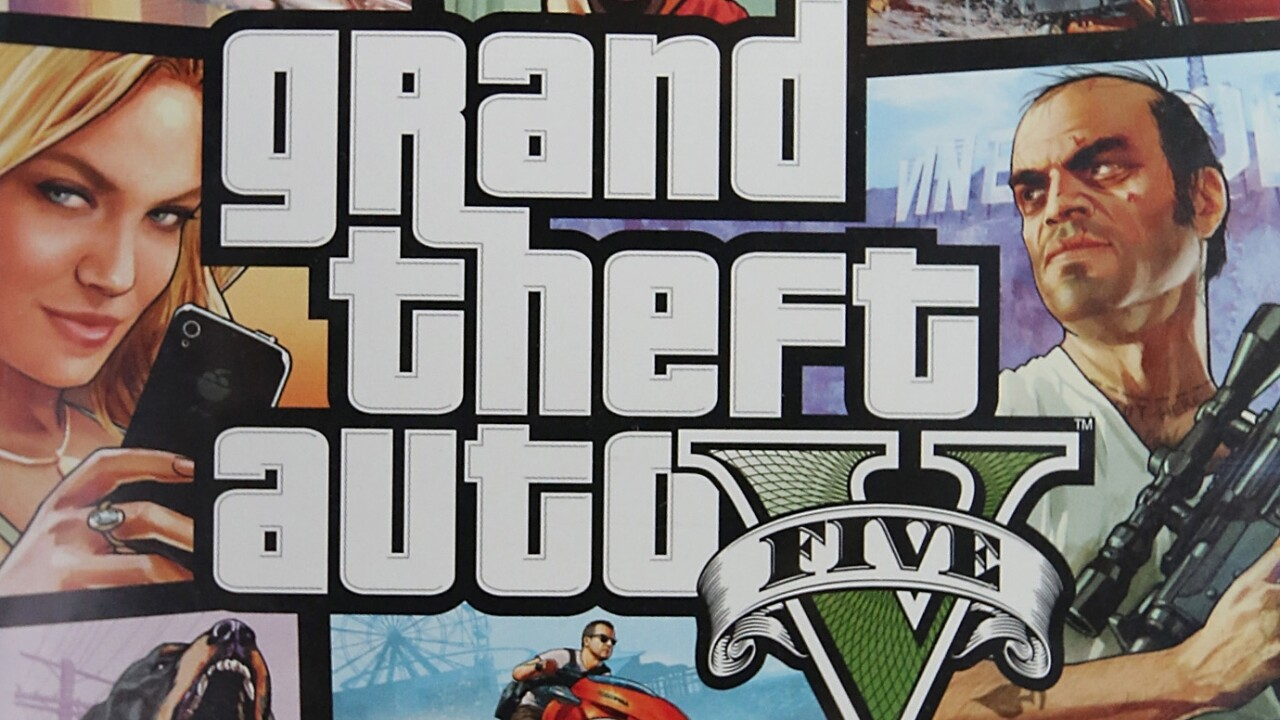 Grand Theft Auto V becomes latest battleground of Hong Kong protests