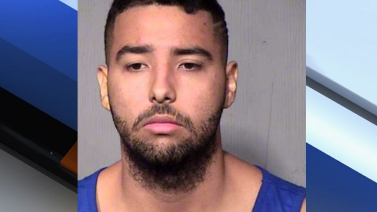 PD: Behavioral health worker accused of sexually abusing young female patients in Phoenix